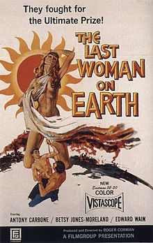 Movie Poster: The Last Woman On Earth (1960 film)