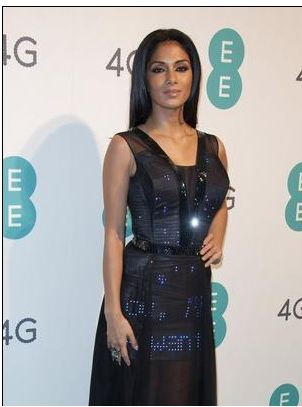 Nicole Scherzinger at the 4G Launch party of UK's Everything Everywhere.
